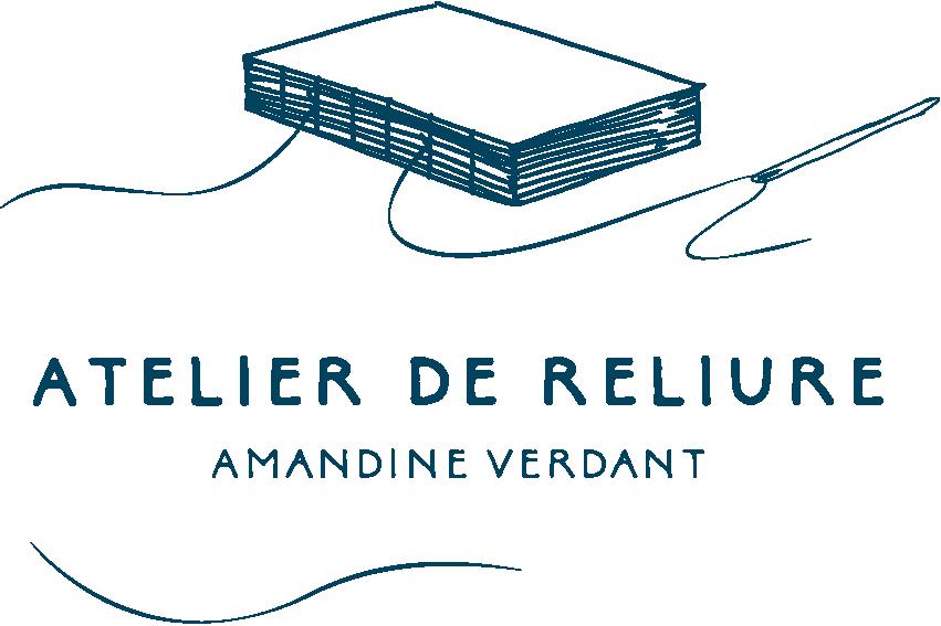 Amandine Verdant – Atelier de reliure